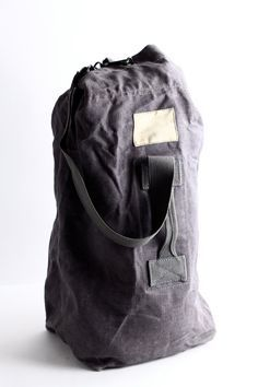 Vintage Canvas Duffle Bag Men's Duffel Overnight Bag by CrolAndCo, $65.00 Check out the awesome duffel bags