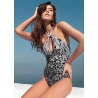Buy Gideon Oberson Mercedes Swimsuit £129.95 from Womens Swimsuits range at #LaBijouxBoutique.co.uk Marketplace. Fast & Secure Delivery from UK Swimwear online store.