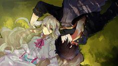 Mavis Vermillion Zeref Fairy Tail Anime Picture 1600x900
