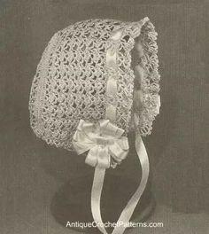 Crochet Patterns Afghans Pattern Crochet Baby Booties on Cute Baby Bonnet Free Crochet Baby Bonnet Pattern Crochet Baby Socks, Crochet Baby Bonnet, Crochet Baby Clothes, Crochet For Kids, Baby Knitting, Free Crochet, Crochet Hats, Boy Crochet, Free Knitting