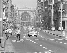 Rákoczi út Budapest 1980 / Hungary | by somkuti