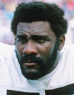 """Mean"" Joe Greene, Pittsburgh Steelers"