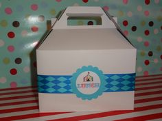 Personalized Gable Box