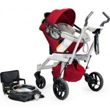 Orbit Stroller! Oh yeah, definitely getting this!