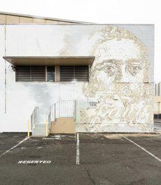 Street Art – Tous les murs du festival POW! WOW! 2014 !