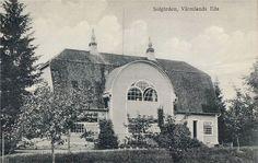 Eda kommun Värmlands Eda sanatorium Eda Brunn Solgården