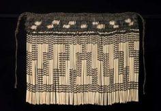 Piupiu poutamawahine  Karl Leonard Flax Weaving, Basket Weaving, Maori Designs, Maori Art, Kiwiana, Cloaks, Kite, Fern, Wearable Art