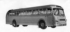 krauss maffei bus KMO 160 1952