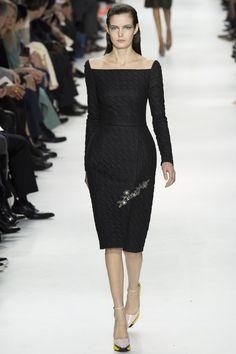 Défilé Christian Dior prêt-à-porter automne-hiver 2014-2015|27
