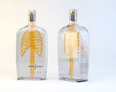 Spine Vodka - Very cool