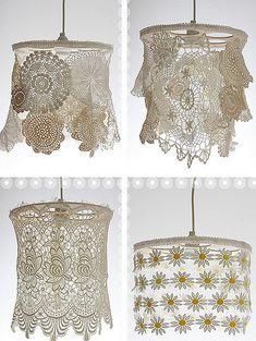 lustre de renda | Romantico | Yvone Pereira | Flickr