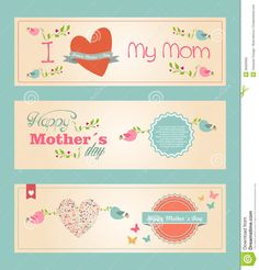 mother's day flags
