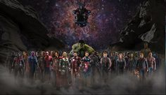 http://Avengers Infiniti Wars, video muestra secuestro de Vision