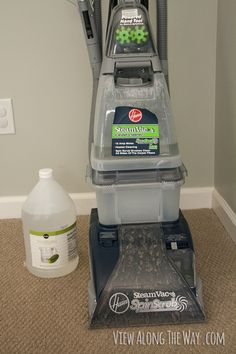 The best homemade carpet cleaner recipes pinterest diy carpet all natural carpet cleaning solution discovery of the century maybe not solutioingenieria Choice Image