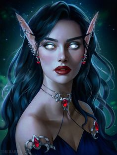 Fantasy Art Women, Beautiful Fantasy Art, Dark Fantasy Art, Fantasy Girl, Fantasy Character Design, Character Inspiration, Character Art, Dnd Characters, Fantasy Characters