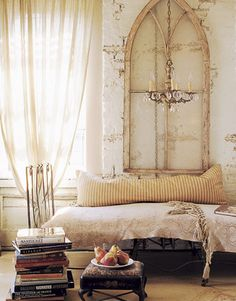 .countryliving_bed_gothicwindow by decorology on Flickr.