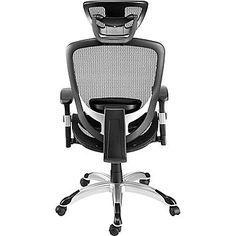 Staples Hyken Technical Mesh Task Chair, Black