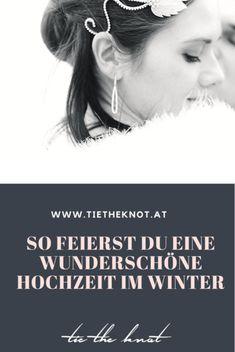 So feierst du eine wunderschöne Hochzeit im Winter Winter, Movie Posters, Wedding, Party Party, Glamour, Bridle Dress, Tips, Nice Asses, Colors