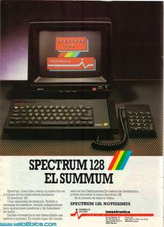 Ordenador Sinclair Spectrum 128    Publicado en la revista MicroHobby nº 58    Fecha: 24-30 Diciembre 1985