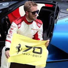 F1 World Champion Nico Rosberg attends the Goodwood Festival of Speed 2017