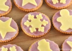 Ham and cheese Christmas crackers snack - fun and easy party food idea for kids this festive season