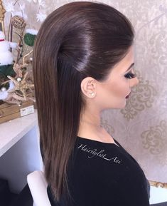 40 Fetching Hairstyles for Straight Hair to Sport This Season #PromHairstylesStraight