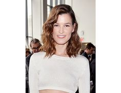 An Ode to Hollywood's Favorite Hairstyle via @ByrdieBeauty