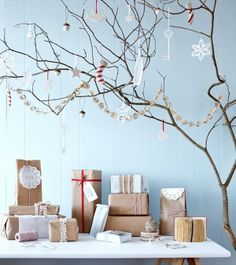 scandinavian xmas ideas