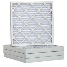 Filtrete 12-Pack Hvac Basic 11-In X 35-In X 2-In Pleated Specialty Air
