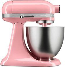 Mini Stand Mixer Kitchenaid Artisan Light Countertop Bread Dough Whipping Cream in Home & Garden, Kitchen, Dining & Bar, Small Kitchen Appliances, Mixers (Countertop) Kitchenaid Artisan, Kitchenaid Rosa, Kitchenaid Classic, Kitchenaid Stand Mixer, Artisan Mixer, Small Kitchen Appliances, Kitchen Aid Mixer, Kitchen Gadgets, Kitchen Stuff
