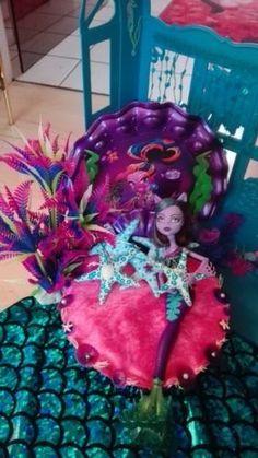 **Barbie Monster High Great Scarrier Reef Schreckensriff Schloss Möbel Haus** in Spielzeug, Puppen & Zubehör, Mode-, Spielpuppen & Zubehör | eBay