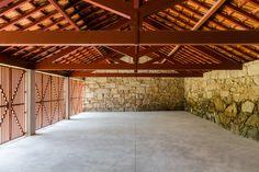VIdago, Portugal Rural House Refurbishment NUNO GRAÇA MOURA