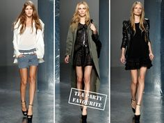 Theyskens' Theory. I want every piece in this collection for fall.
