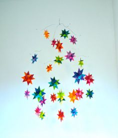 Hey, I found this really awesome Etsy listing at http://www.etsy.com/listing/96475767/modern-baby-mobile-hanging-origami-stars