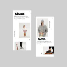 #Logo #Logodesign #Branding #Brandidentity #Design #Designstudio #Graphic #Graphicdesign #Package #Packaging #Packagedesign #Fashion #Fashionphotography #Webdesign #Uidesign #Uxdesign #Minimaldesign #디자인 #디자인스튜디오 #브랜딩 #브랜딩디자인 #브랜드디자인 #로고디자인 #패키지디자인 #웹디자인 #패션 #패션화보 #룩북 #뷰티화보 #화장품화보 #제품사진 Mobile Web Design, App Ui Design, Email Design, Newsletter Template, Newsletter Design, Minimal Web Design, Web Layout, Layout Design, Website Design Inspiration