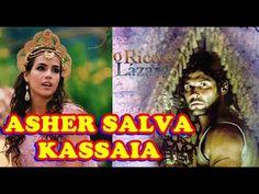 'O Rico e Lázaro': Asher salva Kassaia e Nebuzaradã fica furioso