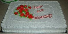 """anniversary sheet cakes 