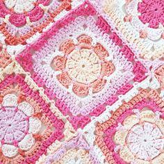 Crochet - Epic Square - free pattern, download (English and Dutch) haken, gratis, haakpatroon,