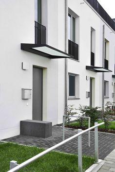 glas vordach duravento mit integriertem seitenwindschutz ideen garten pinterest vordach. Black Bedroom Furniture Sets. Home Design Ideas