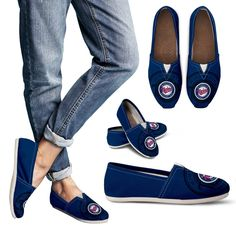 Enormous Logo Mix Tiny Logo Fantastic Minnesota Twins Casual Shoes – Best Funny Store