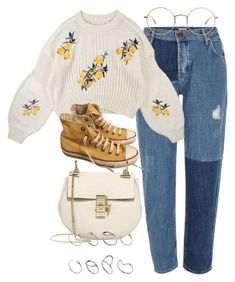 Indie Outfits, Teen Fashion Outfits, Retro Outfits, Cute Casual Outfits, Stylish Outfits, Fall Outfits, Vintage Outfits, Edgy School Outfits, Fashion Dresses