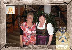 5 Jahre treue dem WohlfühlHotel Schiestl....VIELEN LIEBEN DANK Wilma Venbreux!  Wir freuen uns schon auf ein Wiedersehen!