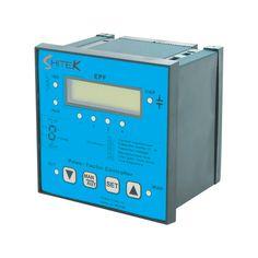 EPF Regolatore Rifasamento low cost. Dispositivo progettato con tecnologia per l'elaborazione dei segnali anche fortemente distorti.
