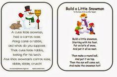 Snowman Poems