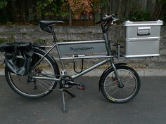 Stumptown Delivery Truck by Ahearne Cycles (Cycle Truck frame)