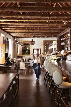 La Belle Cafe, Cape Town