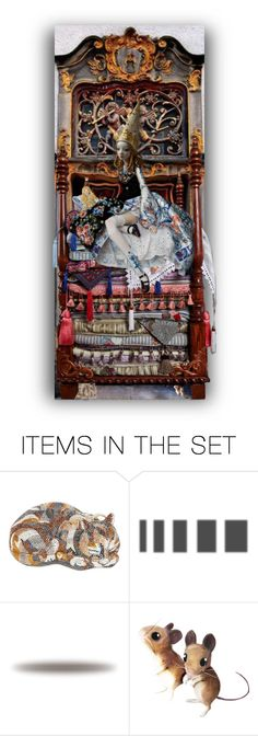 """""""The Princess and the Pea"""" by auntiehelen ❤ liked on Polyvore featuring art"""