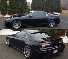 Nissan 300ZX Twin Turbo Z32 VG30DETT