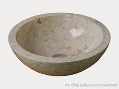 Waschbecken Bowl Polish Color : Cream Size: Ø 35 cm X H. 15 cm Ø 40 cm X H. 15 cm Ø 45 cm X H. 15 cm