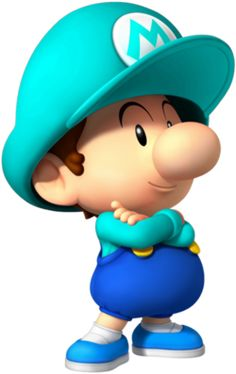 Baby Mario and Friends | User:Baby Mario Bloops - Super Mario Wiki, the Mario encyclopedia